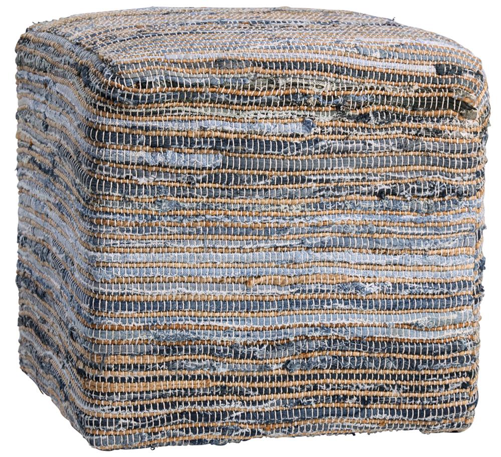 Dovetail Furniture - Assam Ottoman