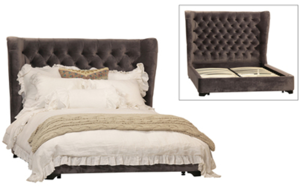 Dovetail Furniture - Clinton Eastern King Bed