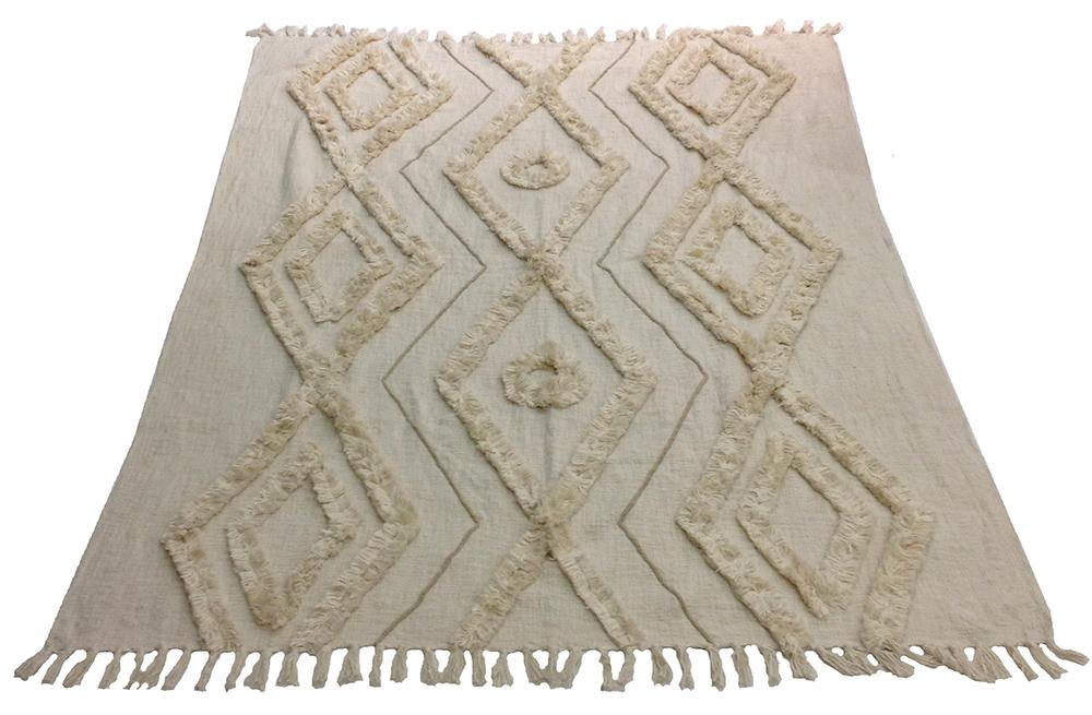 Dovetail Furniture - Throw Blanket