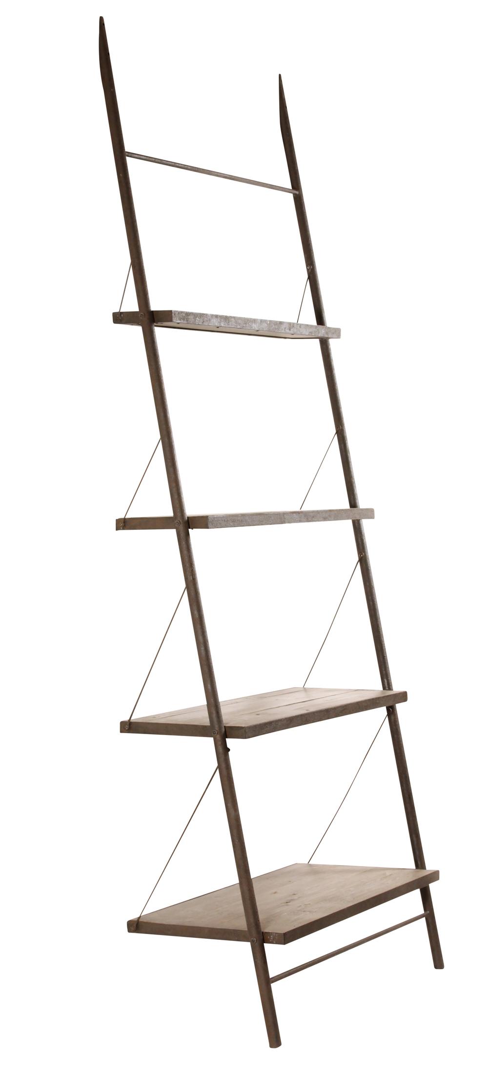 Dovetail Furniture - Baldwin Bookcase