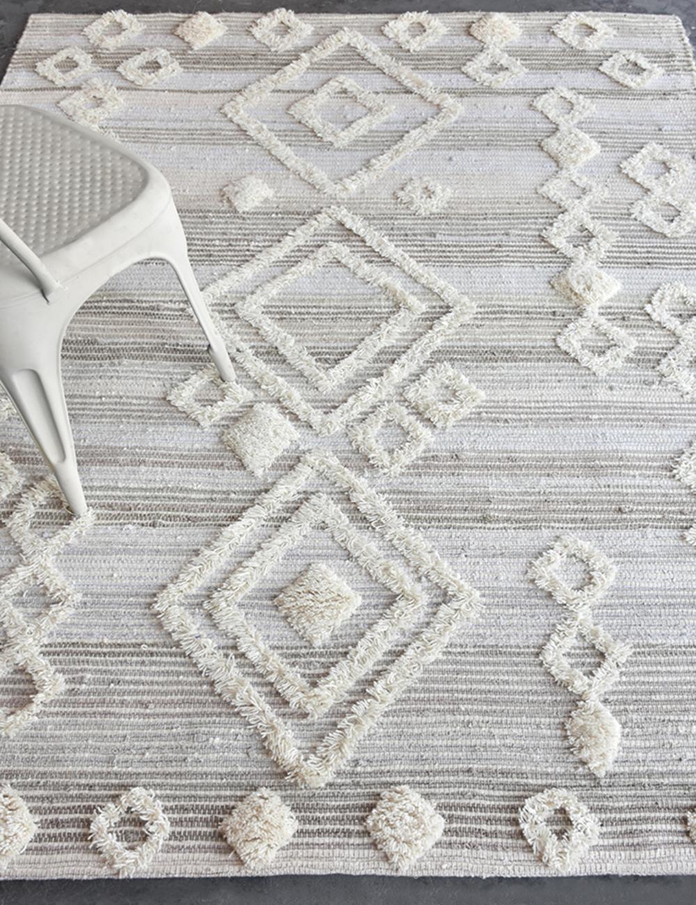 Dovetail Furniture - Fraser Rug, 5x8