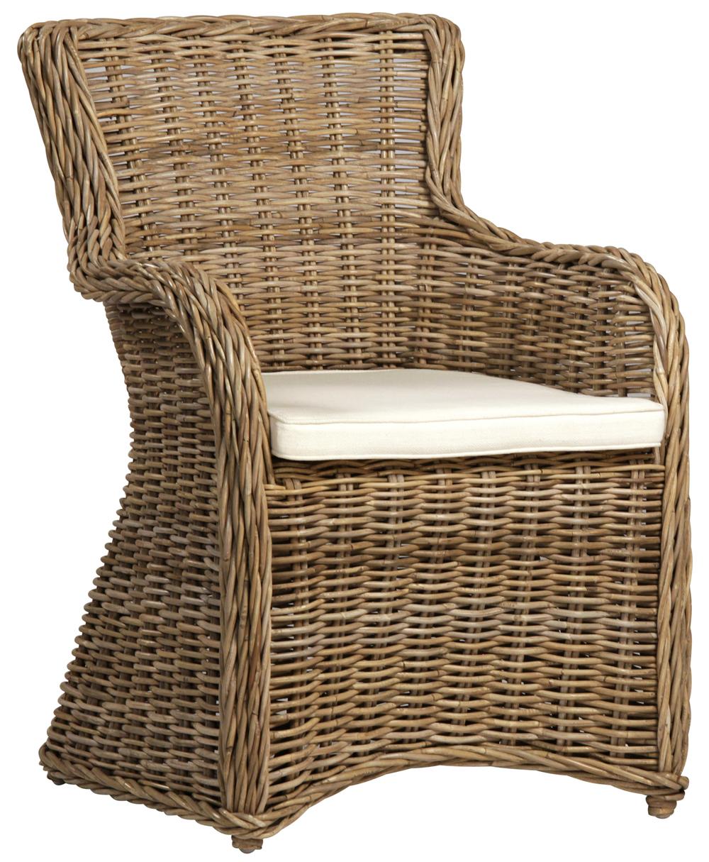 Dovetail Furniture - Kent Arm Chair