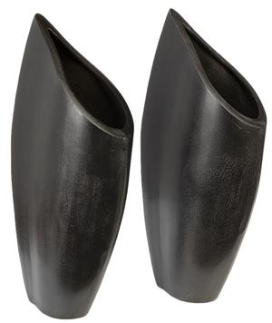 Thumbnail of Dovetail Furniture - Vase, Set/2, Black