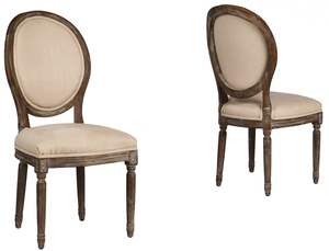 Thumbnail of Dovetail Furniture - Cassis Dining Chair