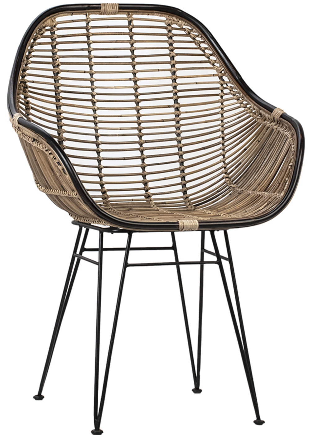 Dovetail Furniture - Salima Arm Chair