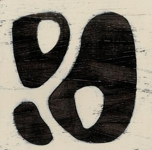 Thumbnail of Dovetail Furniture - Hieroglyph IX, Unframed