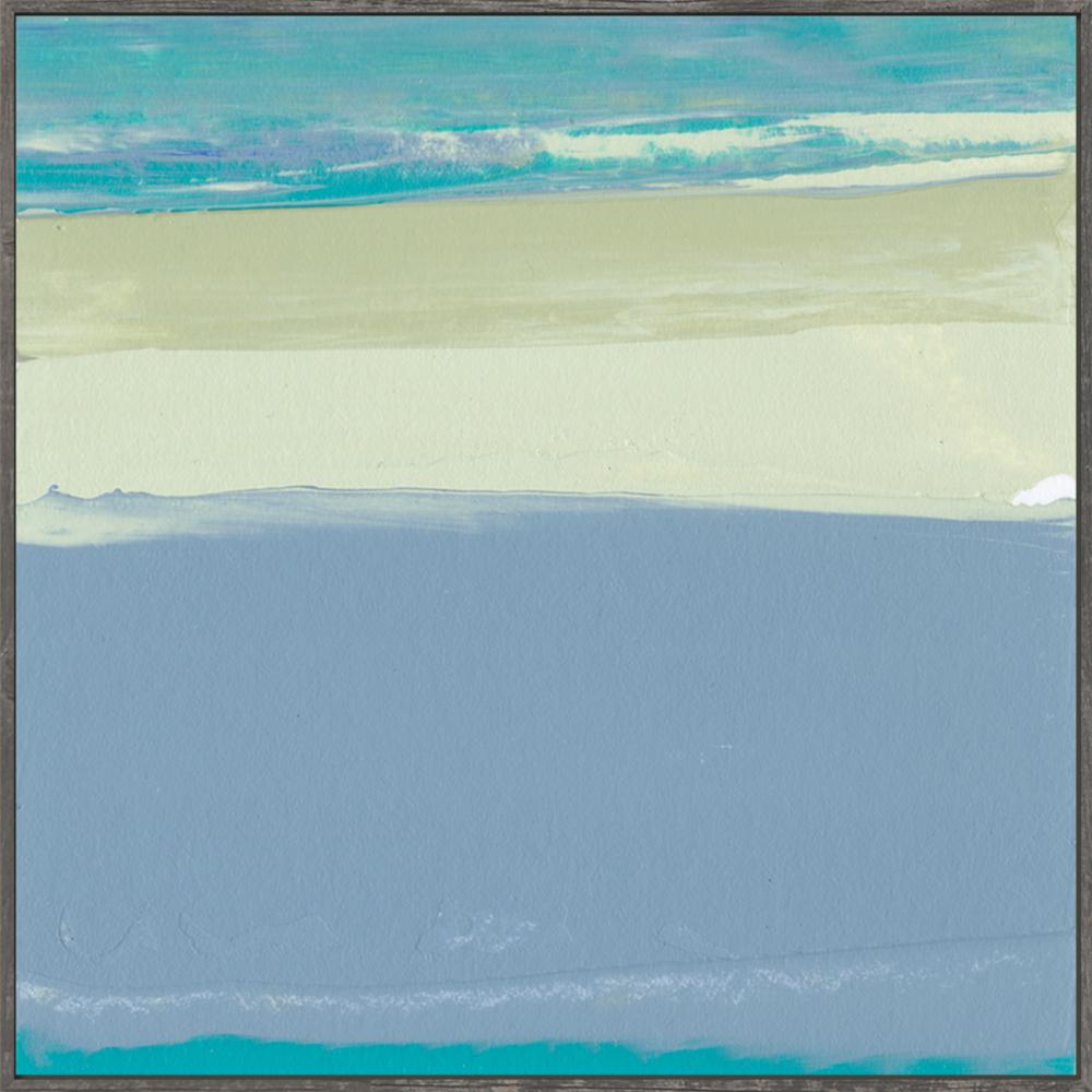 Dovetail Furniture - Blue Coast I, Framed