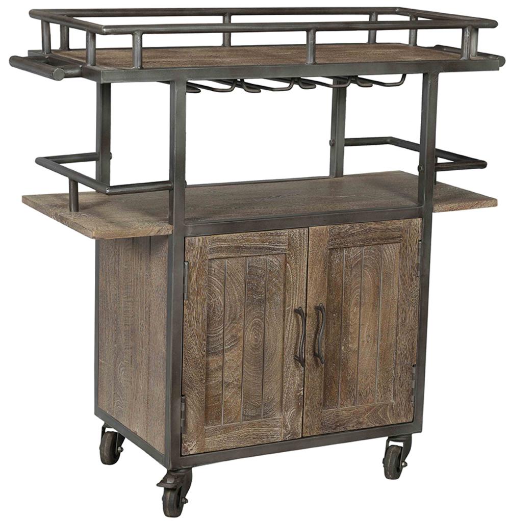 Dovetail Furniture - Belinger Wine Trolley