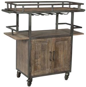Thumbnail of Dovetail Furniture - Belinger Wine Trolley