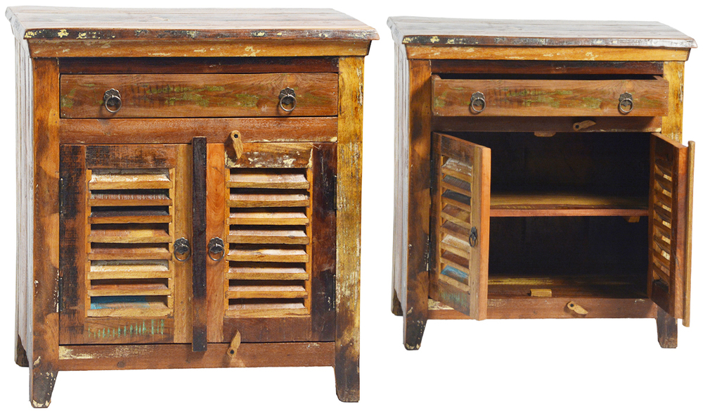 Dovetail Furniture - Nantucket Side Table