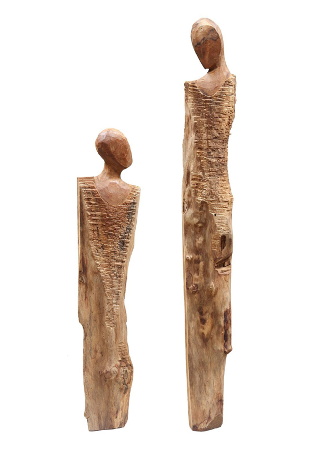 Dovetail Furniture - Wooden Sculpture