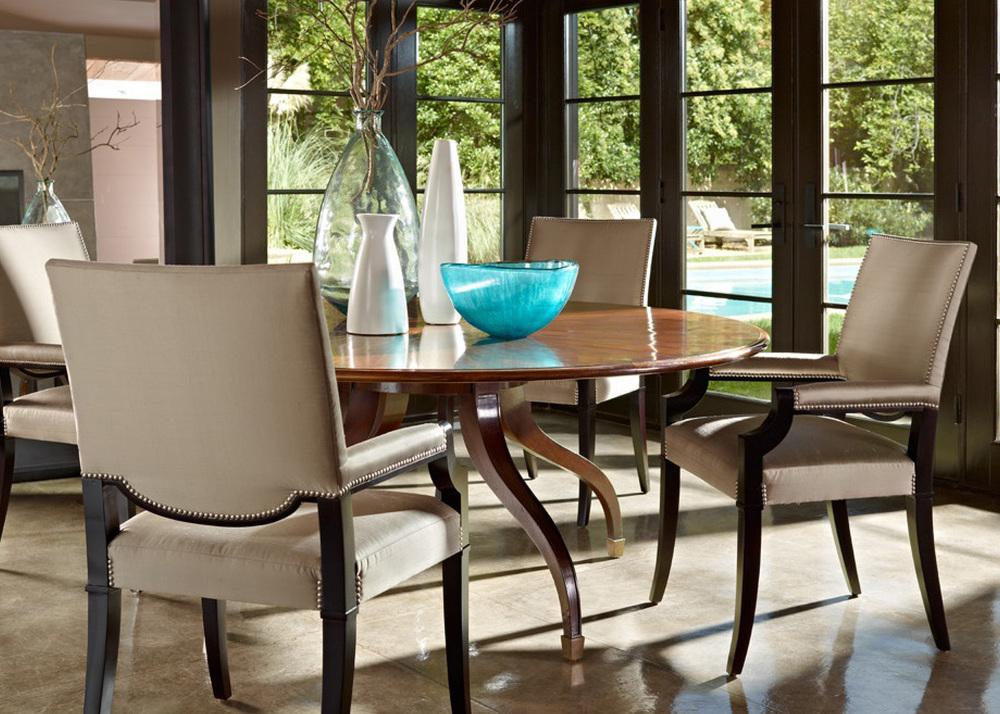 Jessica Charles - Brighton Arm Dining Chair
