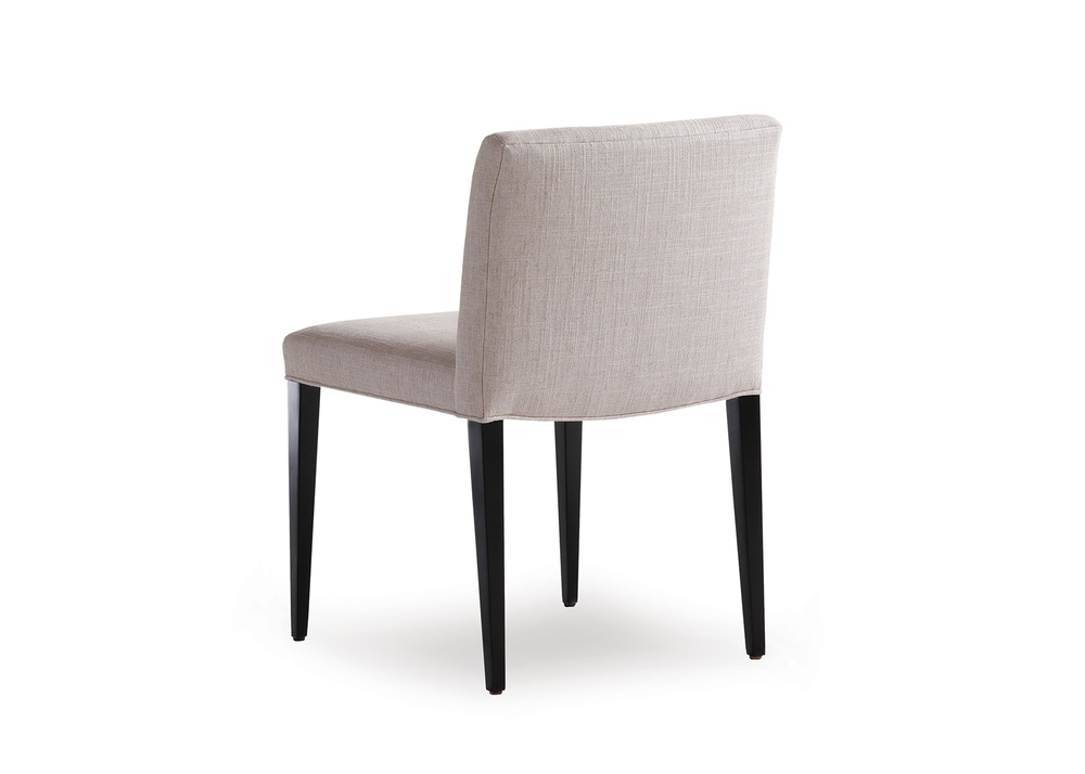 Jessica Charles - Prague Armless Dining Chair