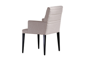 Thumbnail of Jessica Charles - Sabrina Arm Quilted Dining Chair