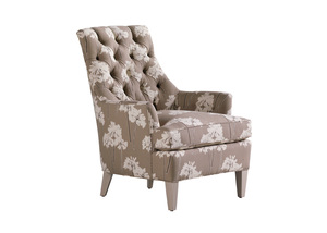Thumbnail of Jessica Charles - Hollan's Tufted Chair