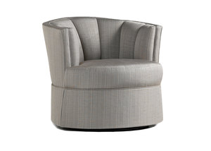 Thumbnail of Jessica Charles - Jude Swivel Chair with Skirt