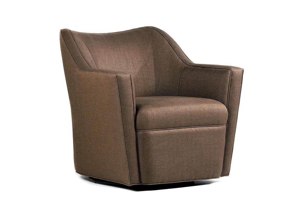 Jessica Charles - Folio Swivel Chair