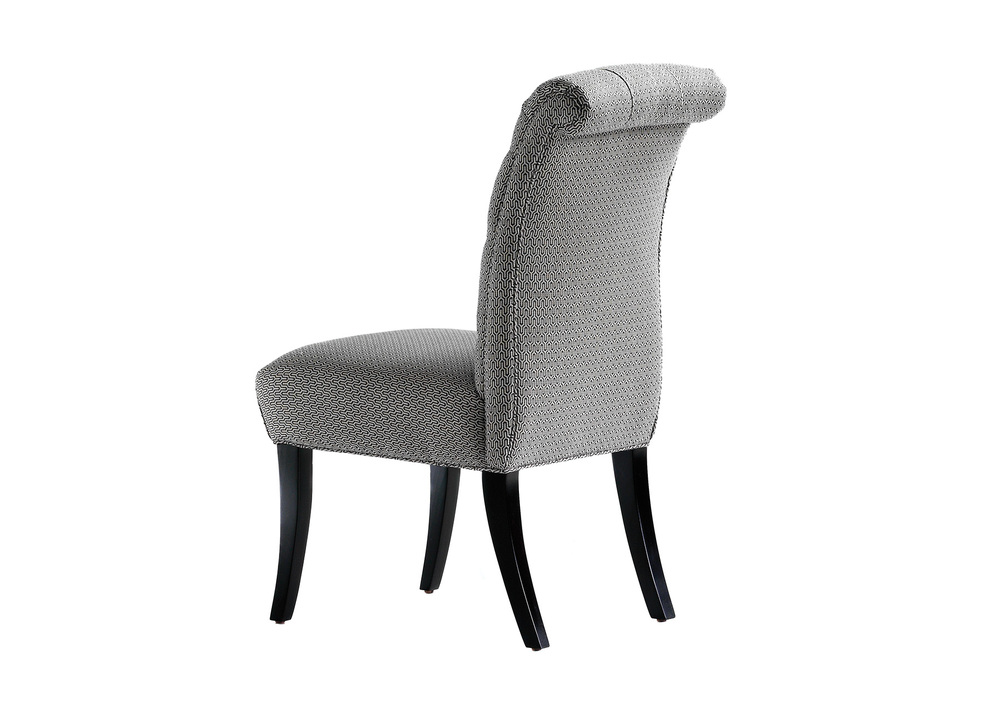 Jessica Charles - Sebastian Tufted Chair