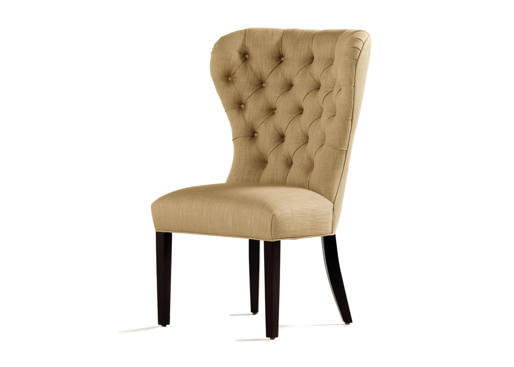 Jessica Charles - Garbo Tufted Dining Chair