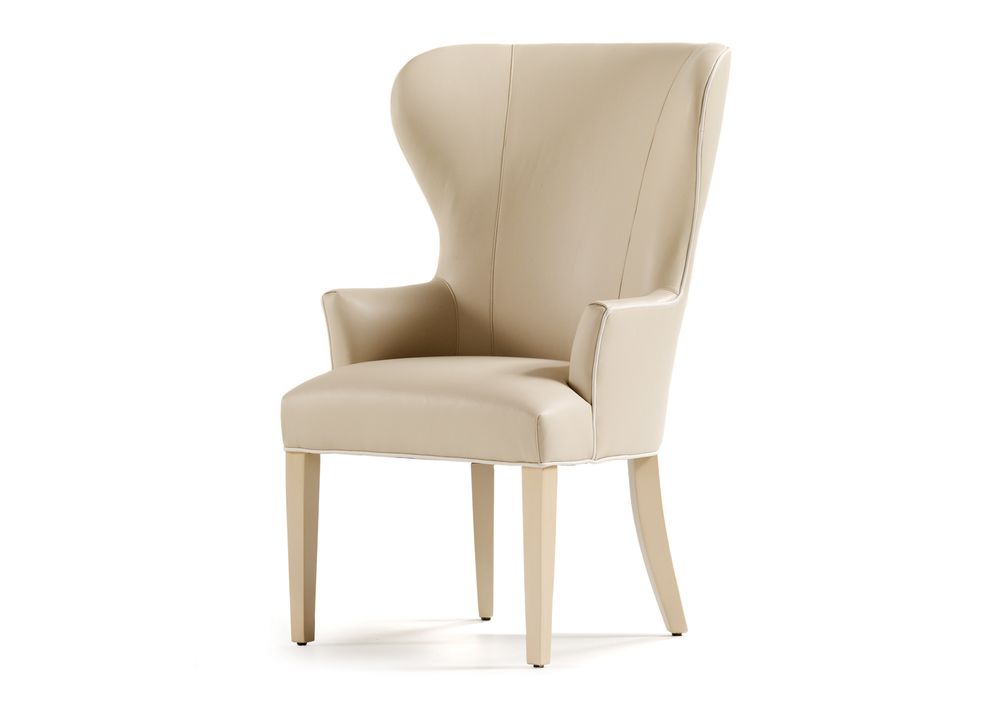 Jessica Charles - Garbo Dining Arm Chair