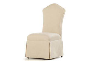 Thumbnail of Jessica Charles - Phoebe Skirted Dining Chair