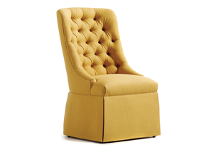 Thumbnail of Jessica Charles - Lauren Skirted Dining Chair