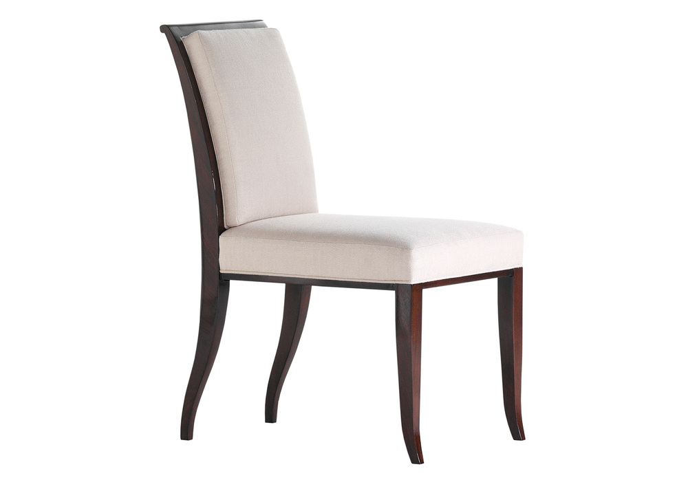 Jessica Charles - Andre Armless Chair
