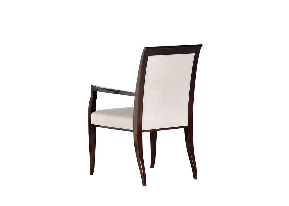 Jessica Charles - Andre Arm Chair