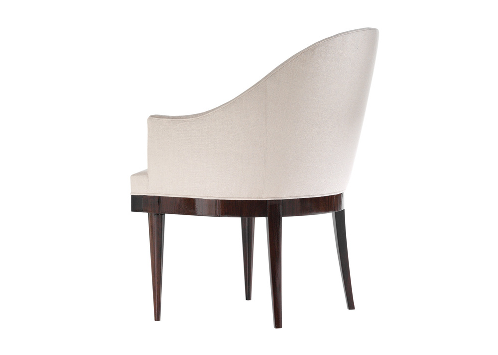 Jessica Charles - Denton Arm Chair