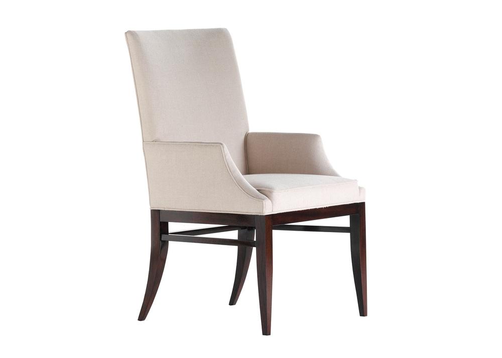 Jessica Charles - Allison Arm Chair