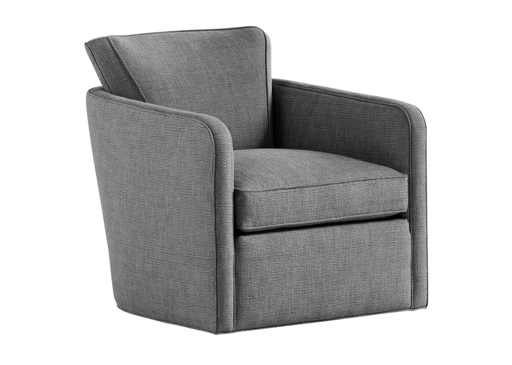 Jessica Charles - Weber Swivel Chair