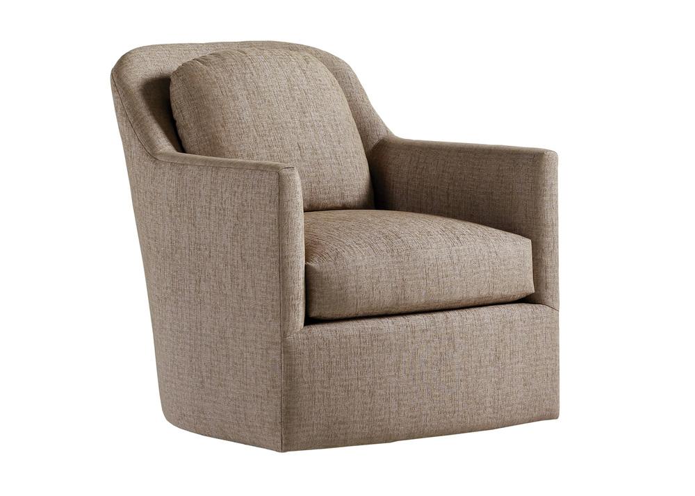 Jessica Charles - Burton Swivel Chair