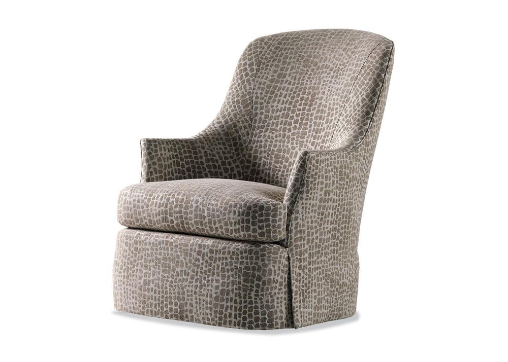 Jessica Charles - Gable Swivel Chair