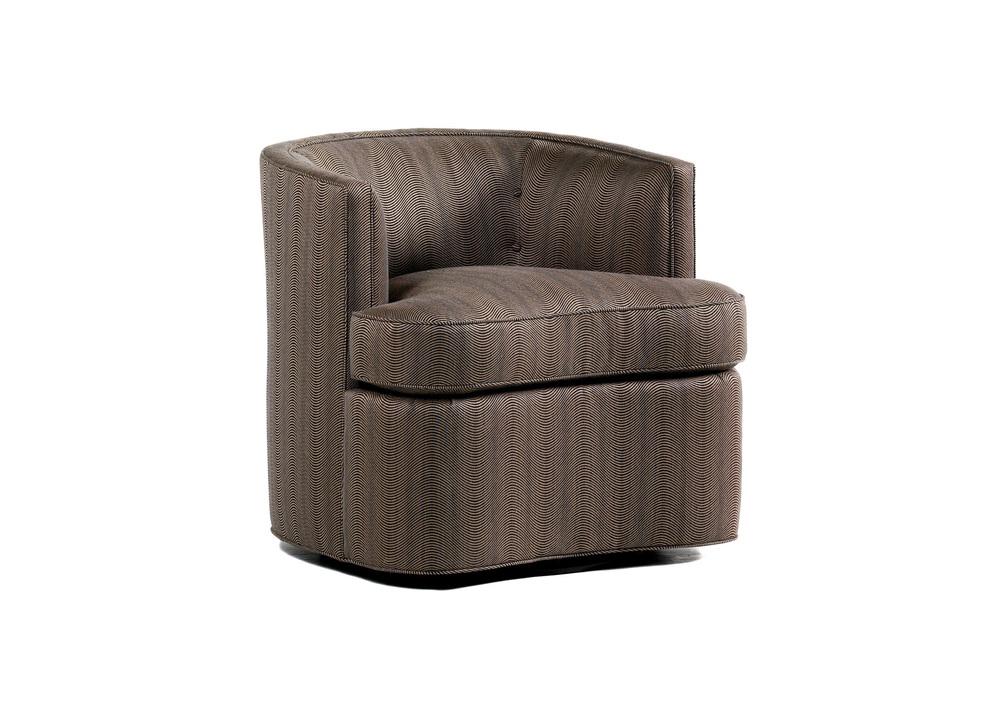 Jessica Charles - Eclipse Swivel Chair