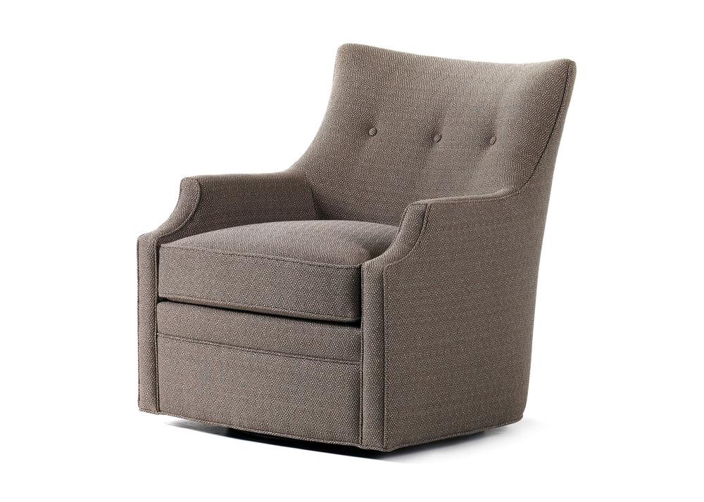 Jessica Charles - Hannah Swivel Chair