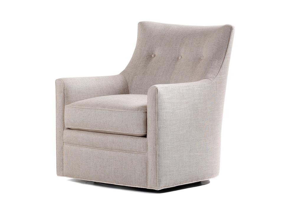Jessica Charles - Madison Swivel Chair