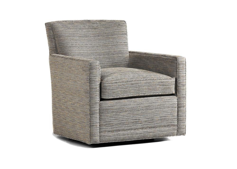 Jessica Charles - Marley Swivel Chair