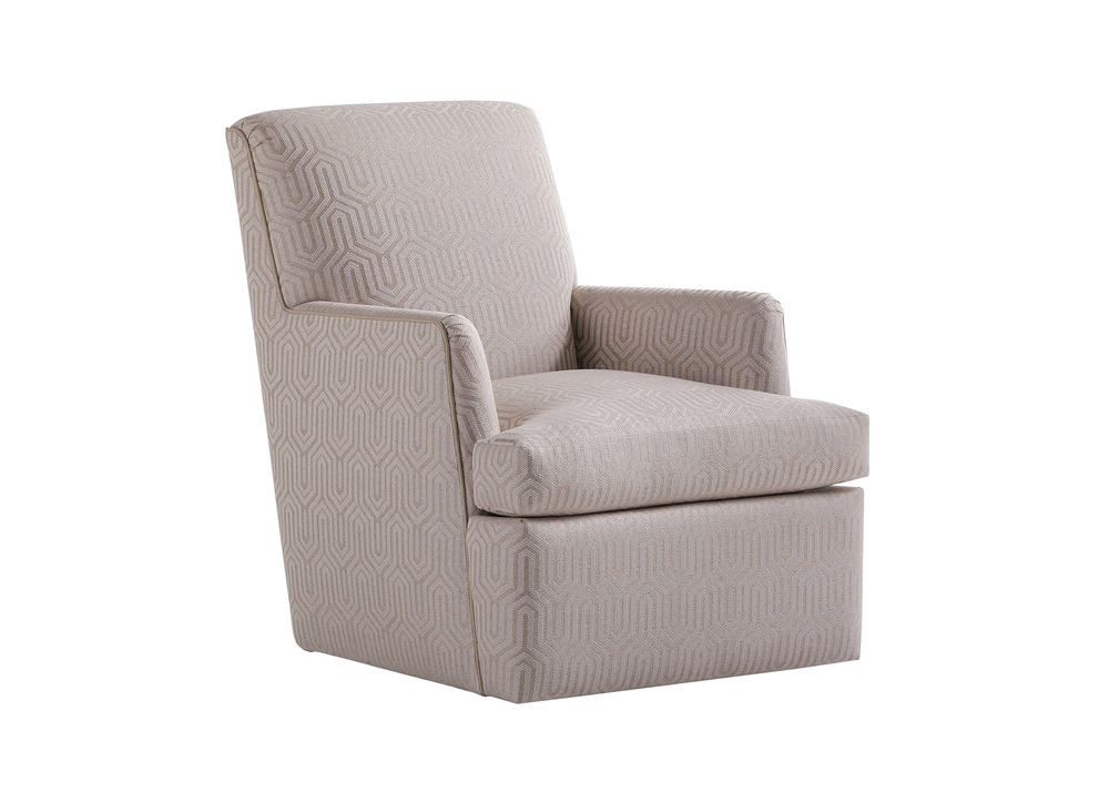 Jessica Charles - Cleary Swivel Chair