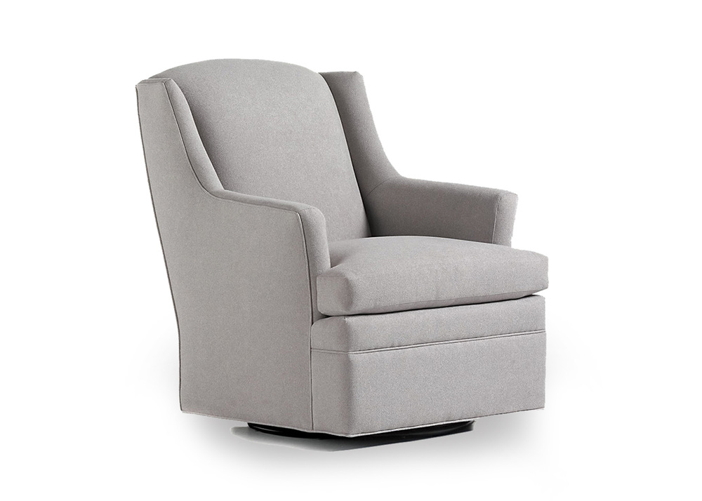 Jessica Charles - Cagney Tight Back Swivel Chair