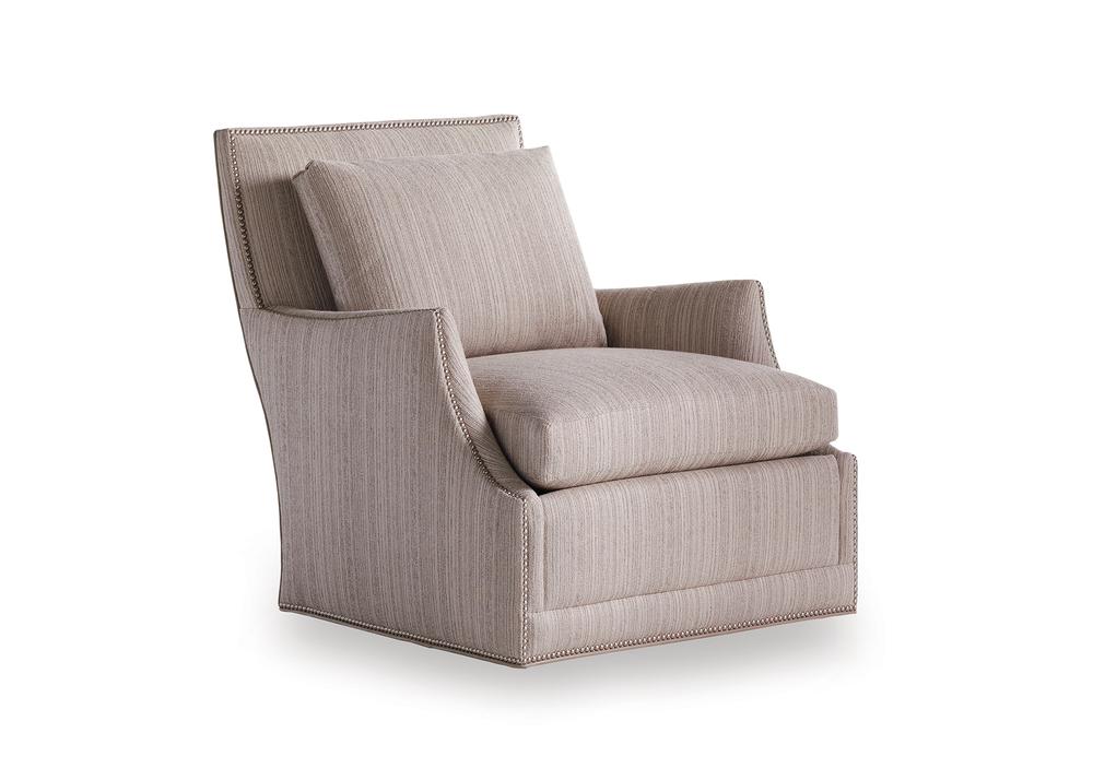 Jessica Charles - Jonas Swivel Chair