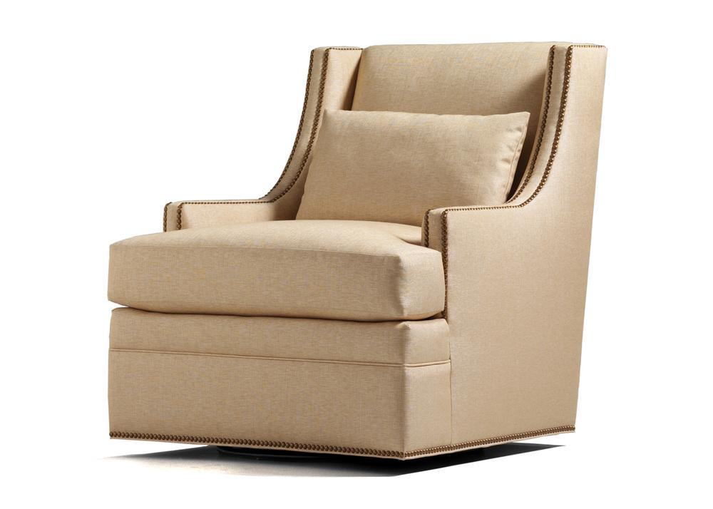 Jessica Charles - Collin Swivel Chair