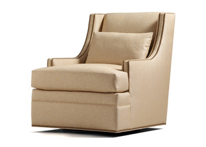 Thumbnail of Jessica Charles - Collin Swivel Chair