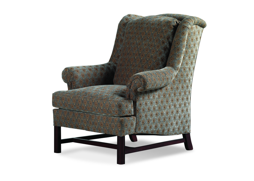 Jessica Charles - Alexander Wing Chair
