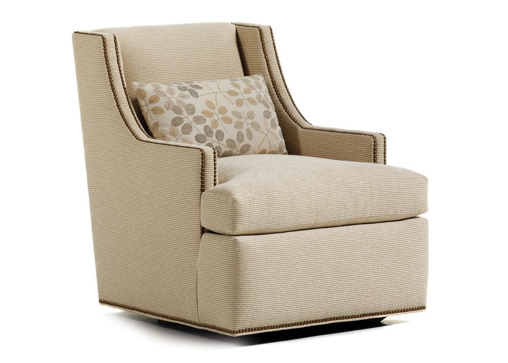 Jessica Charles - Crosby Swivel Chair