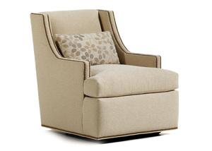 Thumbnail of Jessica Charles - Crosby Swivel Chair