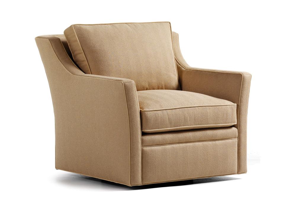 Jessica Charles - Bailey Swivel Chair