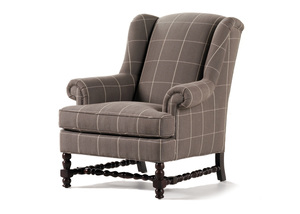 Thumbnail of Jessica Charles - Ronson Wing Chair
