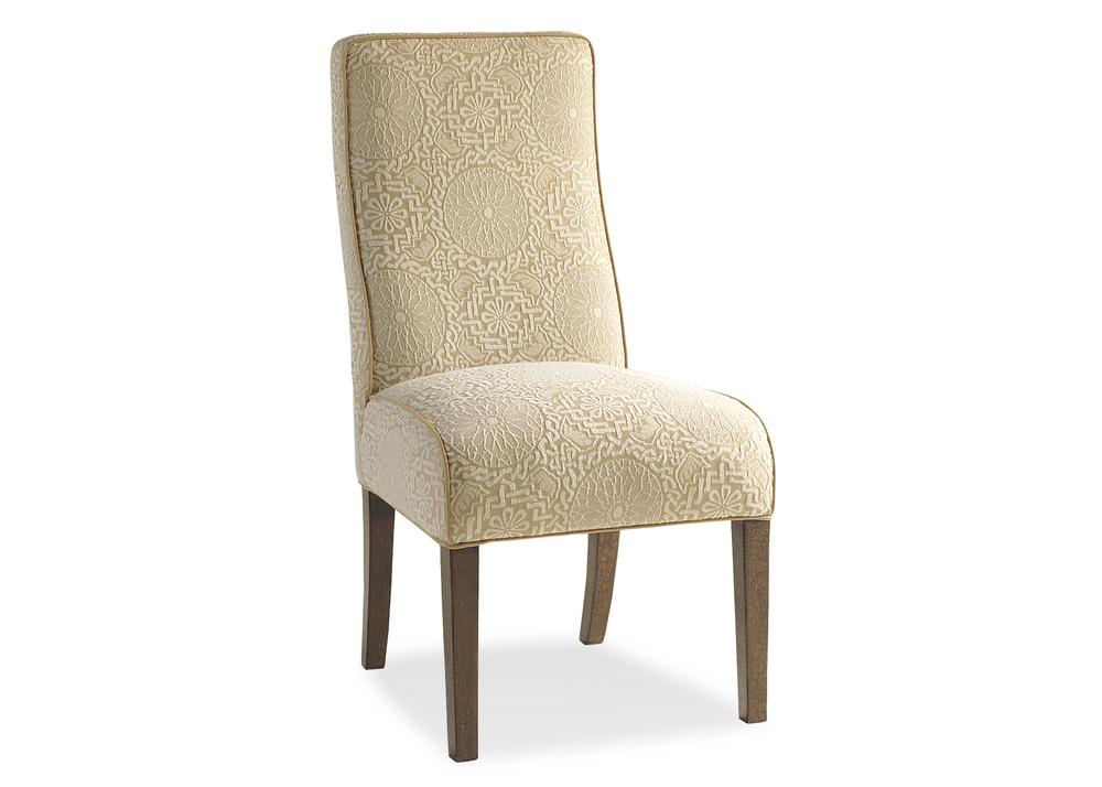 Jessica Charles - Lahaye Armless Chair