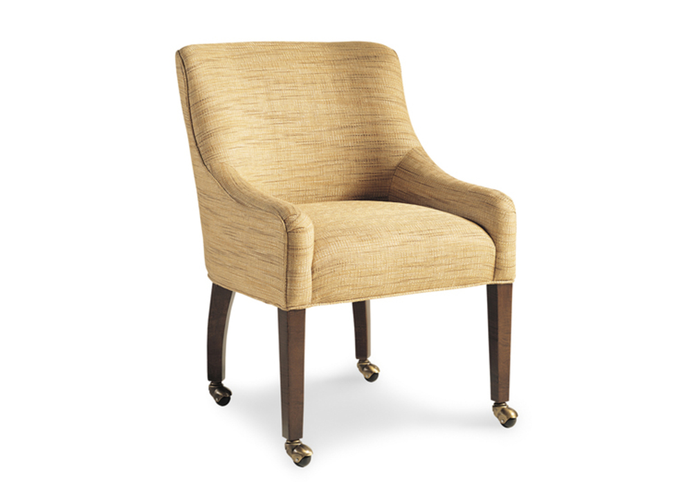 Jessica Charles - Ritz Game Chair with Casters