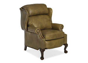 Thumbnail of Hancock and Moore - Sterling Back High Leg Recliner